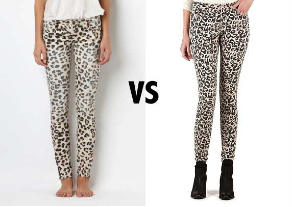 Sass and Bide vs Country Road