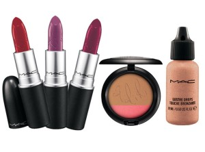 Rihanna MAC Summer Collection items