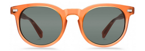 Warby Parker Jasper Orange Fizz