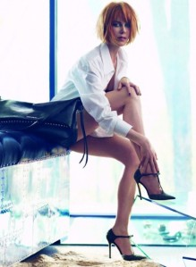 Jimmy Choo A/W 2013 Nicole Kidman 1
