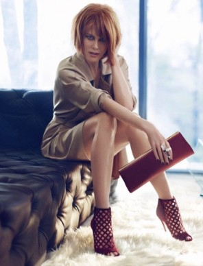 Jimmy Choo A/W 2013 Nicole Kidman 3