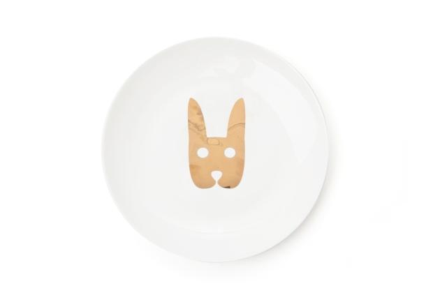 Plate-Bunny